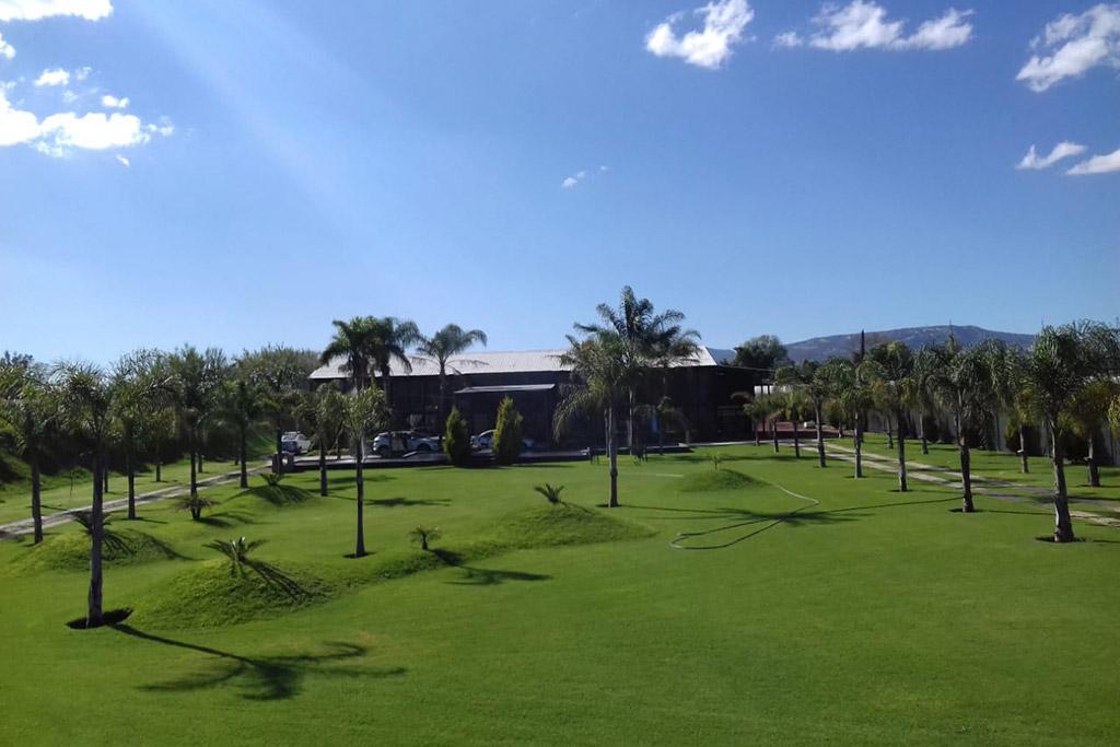 Terraza para eventos en Guadalajara, Hacienda Cachas de Oro